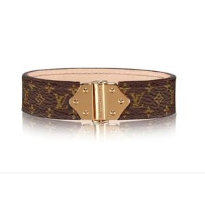 Louis Vuitton Nano Monogram Bracelet
